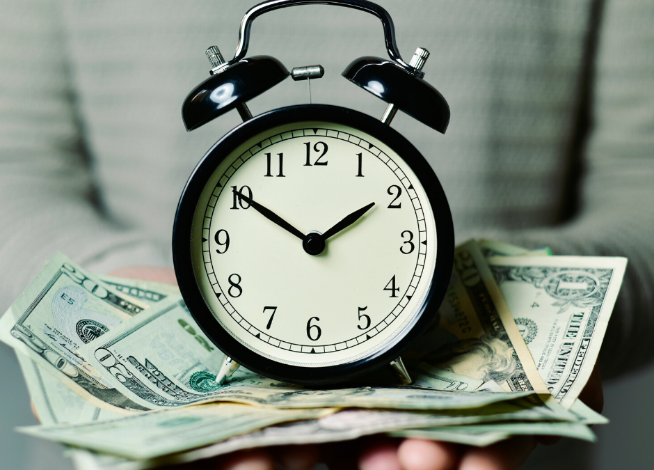 The True Value of Your Time