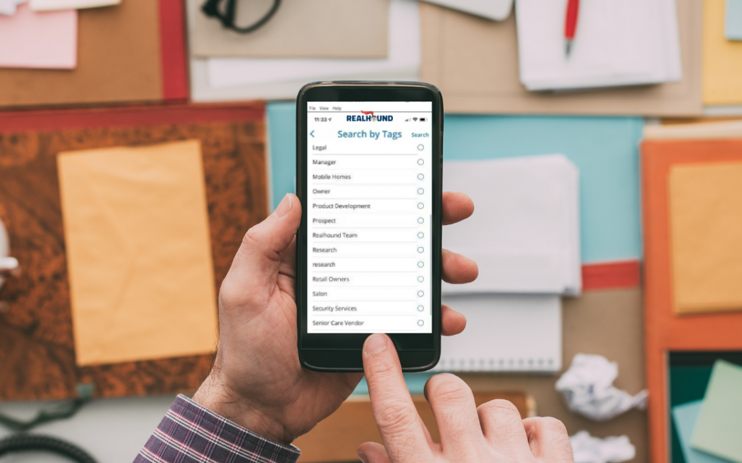 Searching for contacts in your CRM?